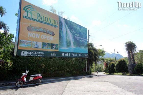 palo alto leisure park billboard