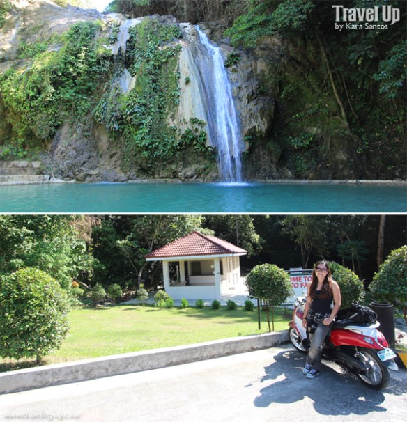 palo alto waterfall TravelUp