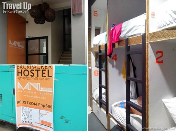 mnl beach hostel boracay dorm room