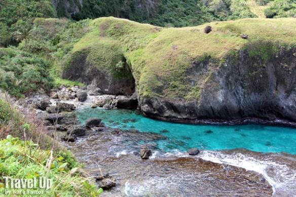 spaniard's blue lagoon batanes
