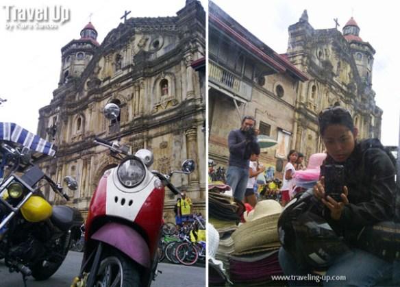 pakil church motorcycling