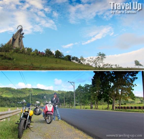 regina rica tanay rizal motorcycling travelup