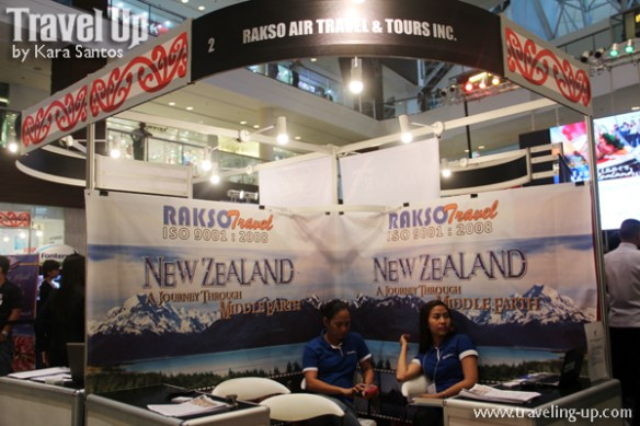 Experience New Zealand Trade Fair MiddleEarth