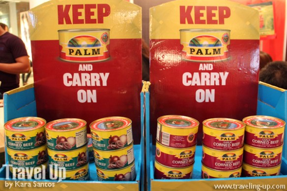 palm corned beef ExperienceNZ trade fair