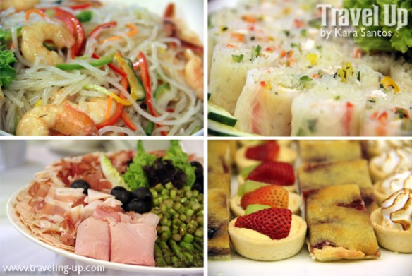 14. buffet at enderun college