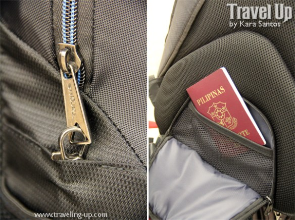 targus backpack anti-theft