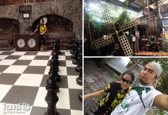 07. Pan de Amerikana interiors chess selfie