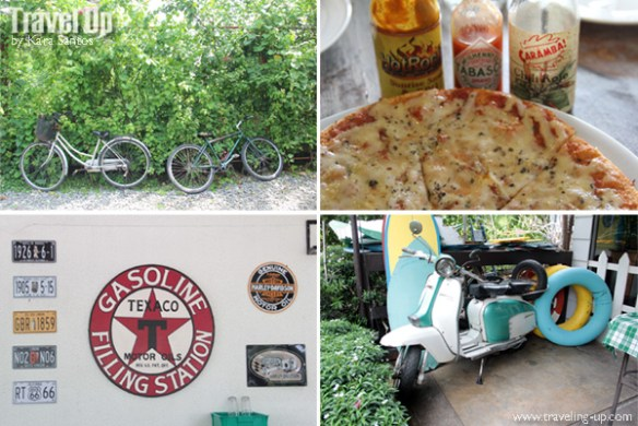 Beeffalo by HotRocks Marikina bikes pizza scooter