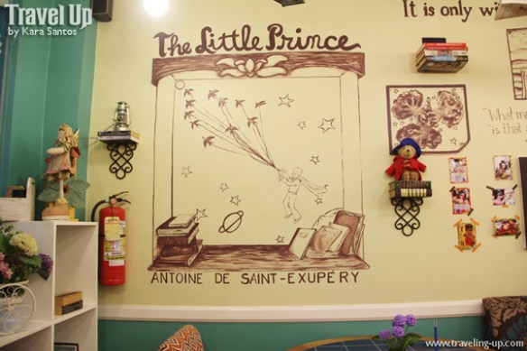 03. chapters book cafe dipolog the little prince mural