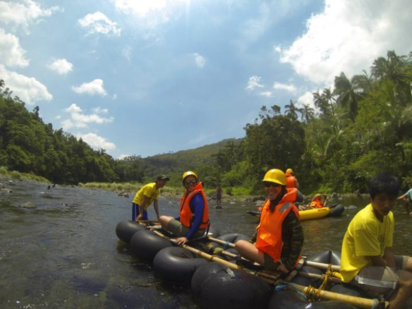 03. real quezon river rafting
