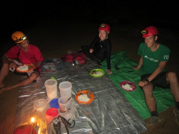 15. calbiga cave samar lunch