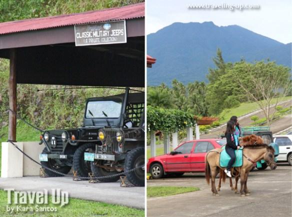 08. graceland estates & country club tayabas quezon jeeps horses