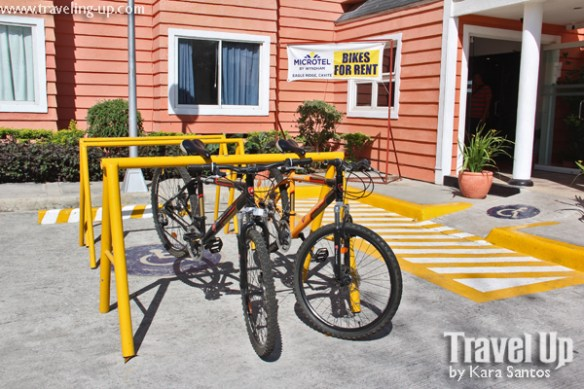 microtel eagle ridge cavite bikes for rent