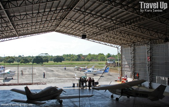 wcc aviation binalonan pangasinan hangar 02