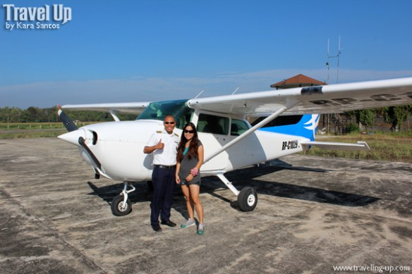 wcc aviation pangasinan cessna 172 4-seater travelup with capt carlo