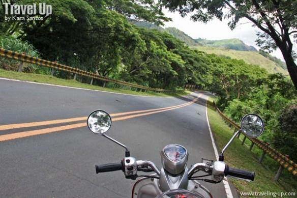 motorcycle marilaque road