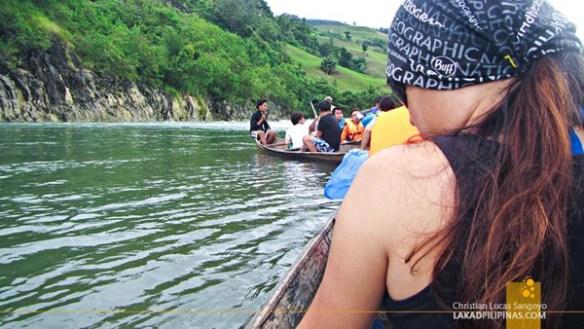 quirino province siitan river boat