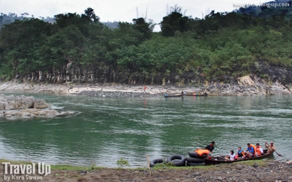 quirino province siitan river cruise riverside