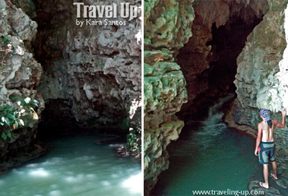 engkanto falls libmanan camarines sur bicol 10 cave