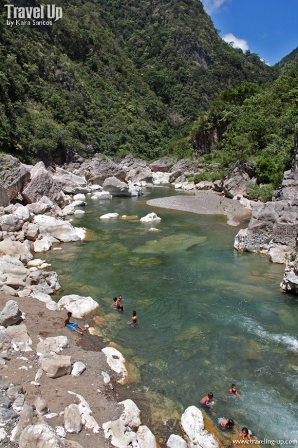 14. daraitan river