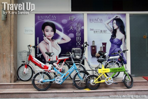 binondo folding bikes