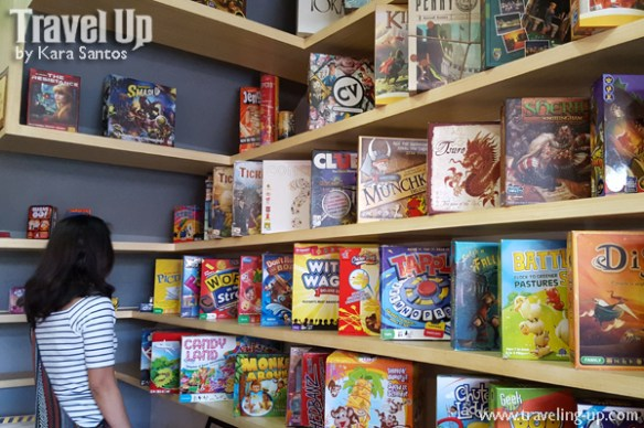DICE board game cafe naga city
