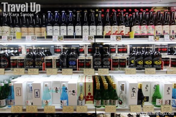 12. takayama japan morning market sake beer