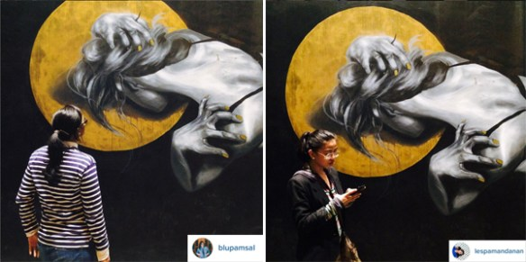 the woman and the moon drew merritt BGC