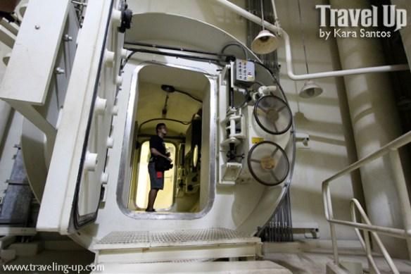 15. bataan nuclear power plant airlock