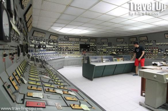 17b. bataan nuclear power plant control room wide