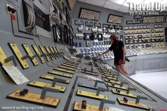 osprey bataan nuclear power plant control room