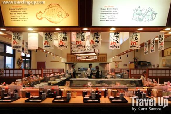 japan laguna ten bosch restaurant