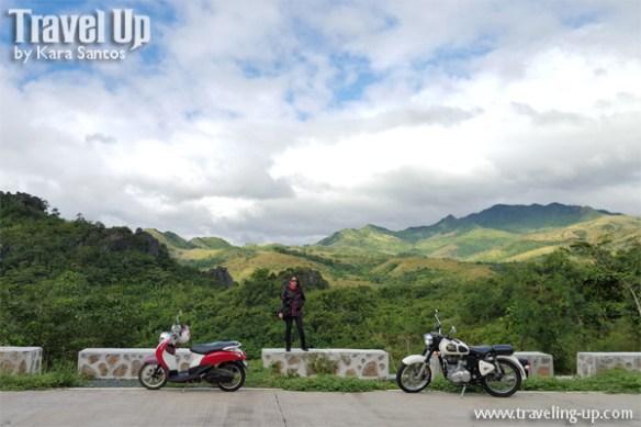 tanay rizal masungi rock georeserve sierra madre mountains motorcycling travelup
