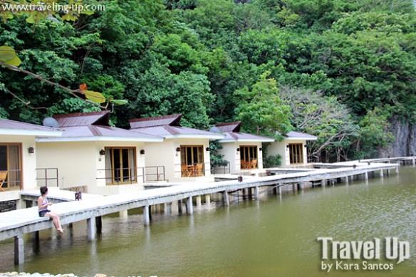 tugawe cove resort caramoan lakeside villas
