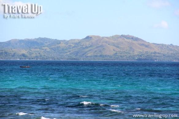bohol by motorcycle anda mountains boat sea