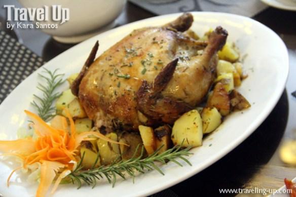 bataan mt. tarak restaurant pollo iberico chicken