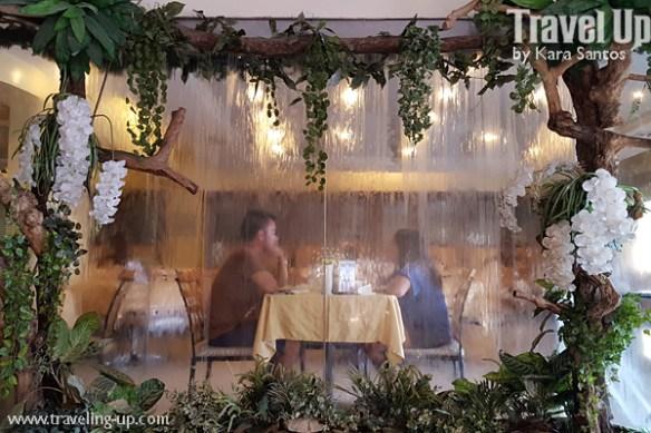 crown royale hotel bataan glass window