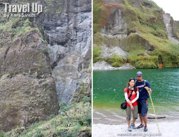 mt. pinatubo crater lake travelup outsideslacker
