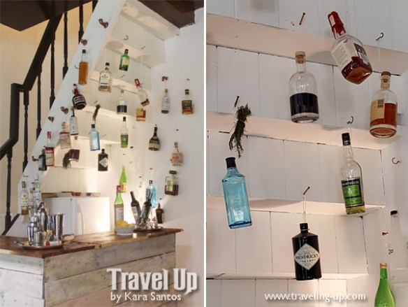stay at the plant bistro tagaytay bottles bar
