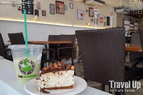 the beanery bataan coffee cake