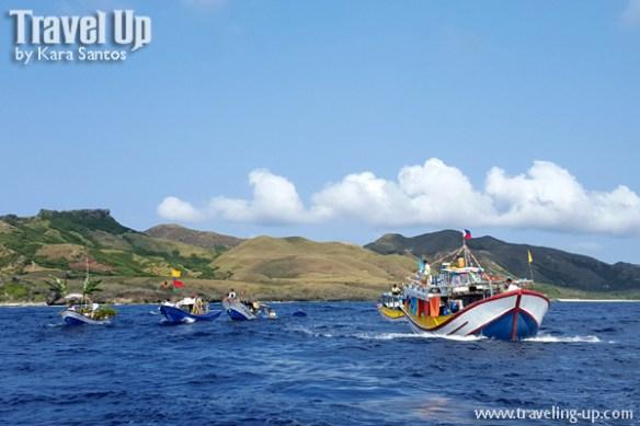 04. vakul kanayi festival sabtang island batanes maritime parade boat