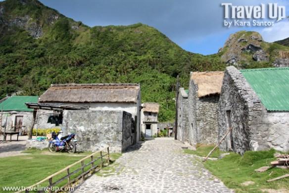 sabtang island batanes chavayan stone houses