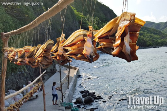 sabtang island batanes sumnanga fishing village dried fish