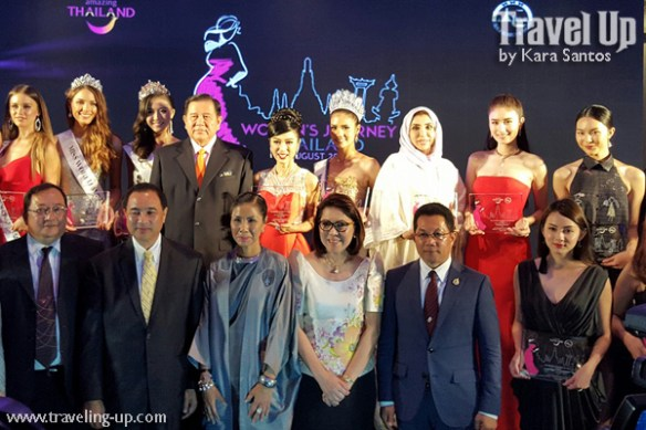 day 1 womens journey thailand 2016 reception vips