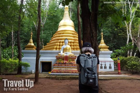 day 6 mon village kanchanaburi thailand jungle temple
