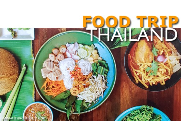 food trip thailand cover