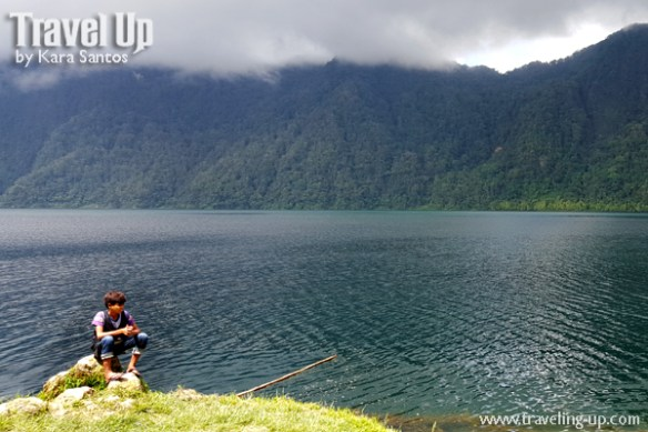 lake holon south cotabato local kid