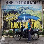 Ride and Trek to Lake Holon