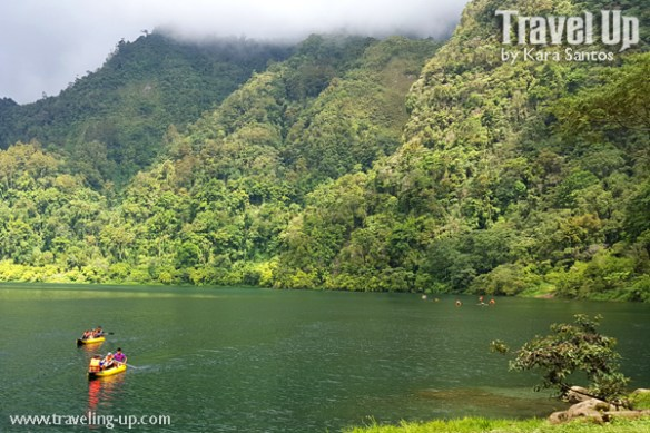 lake holon south cotabato rafts