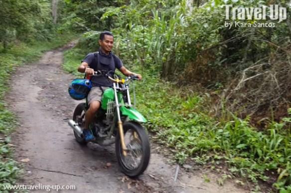 lake holon south cotabato ride louie trail